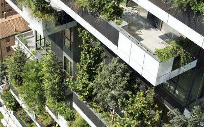 绿色建筑是房地产未来设计的趋势—