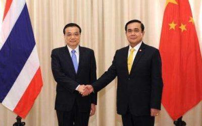 世界一體化!中泰鐵路完成後,東南亞諸國聯合市場將是世界最大的消費市場—