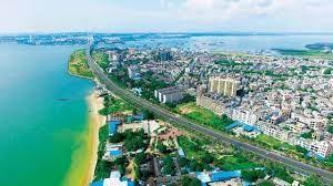 海南儋州市生态绿色旅游城,吃喝玩乐来儋州,投资发财到海南—