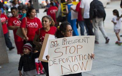 掰登回復特郎普移民政策,在邊境強力捕抓非法移民,有何人道考量?