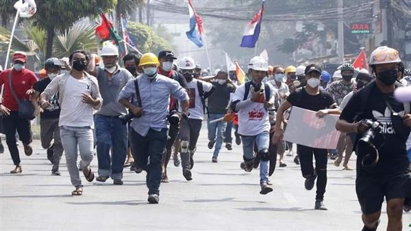 緬甸敏昂來想盡辦法奪權、保權,人民認輸了,當你要當個沉默者,只有再作被壓迫者!