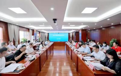 汇聚侨智 科创发展——2021川渝侨联联席会议在蓉召开